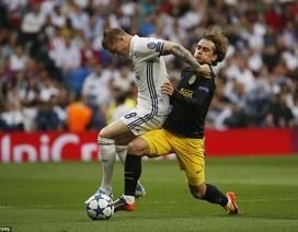 Atletico - Real Madrid: Còn sống còn hy vọng
