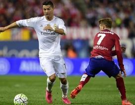Bán kết Champions League: Real Madrid khiêu chiến với lịch sử