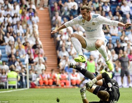 Real Madrid 1-1 Levante: Bale, Marcelo gây thất vọng