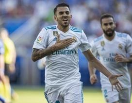 C.Ronaldo vô duyên, Real Madrid vẫn giành trọn 3 điểm