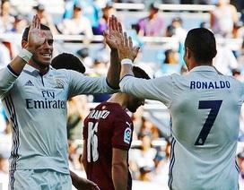 Real Madrid giải tỏa áp lực bằng chiến thắng đậm đà?