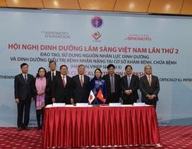 Hà Nội: Bộ Y tế tổ chức hội nghị dinh dưỡng lâm sàng lần thứ 2