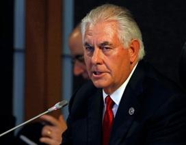 Ngoại trưởng Mỹ nói không bỏ qua cho Nga vụ trục xuất 755 nhà ngoại giao