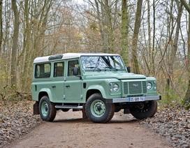 Land Rover sẽ có động cơ điện cho Defender