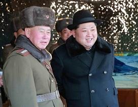 Tổng tham mưu trưởng quân đội Triều Tiên bất ngờ thị sát biên giới với Hàn Quốc