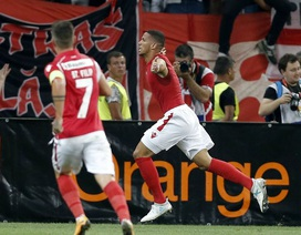 Hổ phụ sinh hổ tử, con trai Rivaldo lập siêu phẩm ở Europa League
