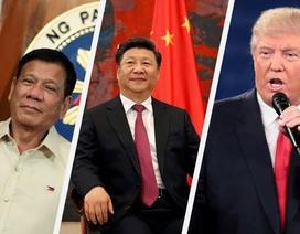 Ông Trump giục Tổng thống Philippines điện đàm với ông Tập