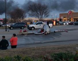 Mỹ: Hai máy bay đâm nhau trên không, 3 người chết