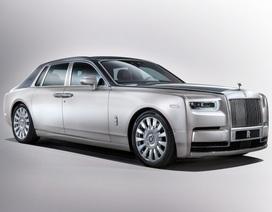 Rolls-Royce giới thiệu Phantom thế hệ mới
