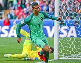 C.Ronaldo chinh phục cột mốc đáng nhớ cùng tuyển Bồ Đào Nha
