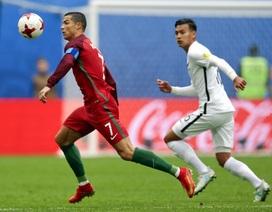 C.Ronaldo xuất sắc nhất trong cả 3 trận của Bồ Đào Nha