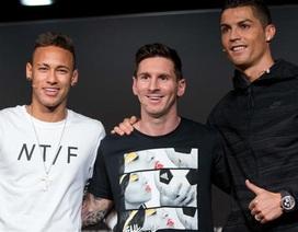 C.Ronaldo kể tên 4 đối thủ chính trong cuộc đua Quả bóng vàng
