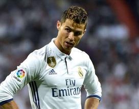 C.Ronaldo bị gạch tên khỏi danh sách thi đấu trận gặp Deportivo