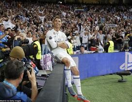 """C.Ronaldo tỏa sáng rực rỡ trước Atletico: Hơn người ở chữ… """"Chí"""""""
