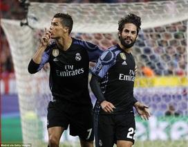 Ngôi sao Real Madrid khiêu khích CĐV Atletico sau đại chiến
