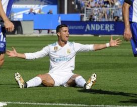 Sự vô duyên tới lạ lùng của C.Ronaldo