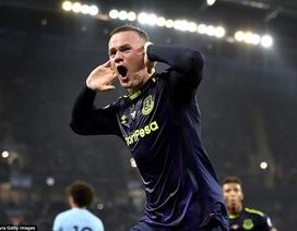 Man City 1-1 Everton: Rooney mở tỉ số, Sterling cứu chủ nhà