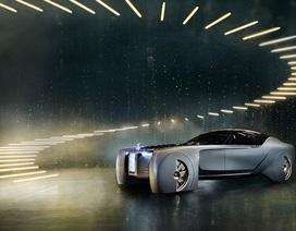 Rolls-Royce Vision Next 100 - Mẫu xe tương lai cho giới thượng lưu