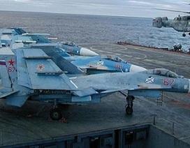 Tham chiến Syria 2 tháng, vì sao Nga rút tàu Kuznetsov về nước?