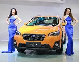Subaru đưa XV về Việt Nam, khởi điểm 1,54 tỉ đồng