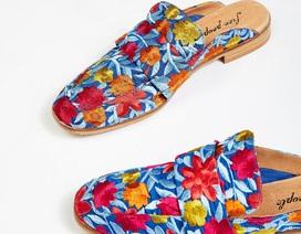 Những mẫu giày sành điệu của mùa hè 2017