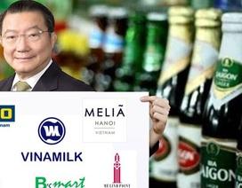 """Tỷ phú Thái """"núp bóng"""" doanh nghiệp Việt ôm Sabeco, Bộ Tài chính nói gì?"""