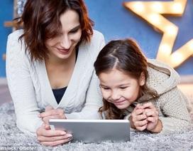 Sách điện tử có thể thúc đẩy sự chú ý của trẻ em