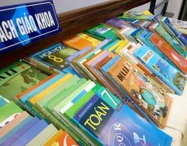 Ổn định thị trường sách giáo khoa phục vụ năm học mới