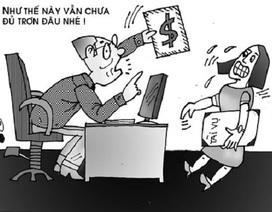 Đuổi việc cán bộ địa chính có hành vi sách nhiễu dân