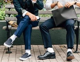 Sai lầm cơ bản đàn ông thường mắc phải khi đi giày