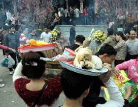 Những sai lầm nhiều người mắc phải khi đi lễ chùa ngày đầu năm