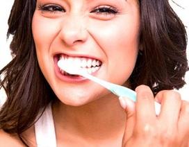 Sai lầm khi đánh răng nhiều người mắc phải