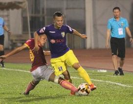 Hoà Sài Gòn FC, Hà Nội FC lỡ cơ hội giành ngôi đầu bảng V-League