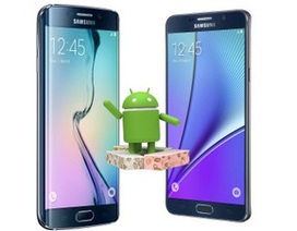 Danh sách những smartphone Samsung sẽ được nâng cấp lên Android 7.0 Nougat
