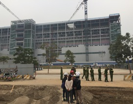 Vụ xô xát tại Samsung Bắc Ninh: Hàng loạt máy quay an ninh bị đập phá
