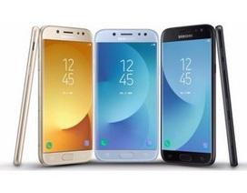 Samsung trình làng bộ 3 smartphone Galaxy J3, J5 và J7 phiên bản 2017