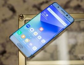 Samsung chính thức công bố nguyên nhân gây cháy nổ ở Galaxy Note7