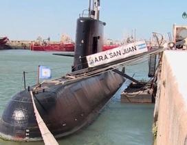 Điều gì xảy ra khi tàu ngầm mất tích?