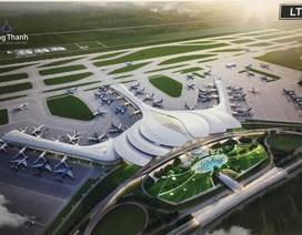 Hoa sen là kiến trúc chủ đạo của sân bay Long Thành?