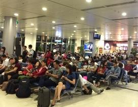 Hành khách bỏ quên gần trăm triệu ở sân bay Tân Sơn Nhất