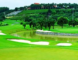 Thủ tướng đồng ý cho bổ sung 1 sân golf vào quy hoạch