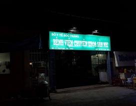 Thai phụ tử vong trong khi đến bệnh viện chờ mổ đẻ