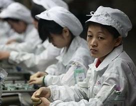 Học sinh trung học bị buộc làm thêm giờ để sản xuất đủ iPhone X cho Apple
