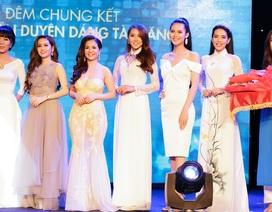 Hoa hậu Sang Lê cùng Xuân Lan rạng rỡ trên ghế nóng Miss HUTECH
