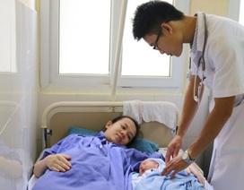 Hi hữu sản phụ mắc bệnh hiếm tắc mạch sau mổ được cứu sống