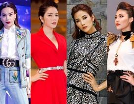 Hà Hồ, Thanh Hằng mặc đẹp nhất tuần; 3 HLV The Face cùng lọt top... sao mặc xấu