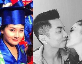 Bảo Thanh khoe ảnh nhận bằng cử nhân; Khánh Thy hạnh phúc khóa môi chồng Phan Hiển