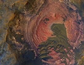 """NASA tiết lộ hình ảnh """"trái tim"""" của sao Hỏa"""