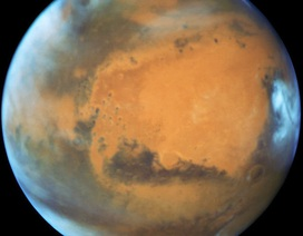 Trên sao Hỏa từng xuất hiện các trận sóng thần