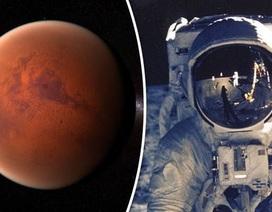 NASA có thể sẽ thay đổi ADN của các phi hành gia lên sao Hỏa